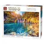 Puzzle  King-Puzzle-05651 Plitvice, Kroatien