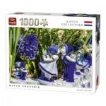 Puzzle  King-Puzzle-05676 Holländisches Souvenir