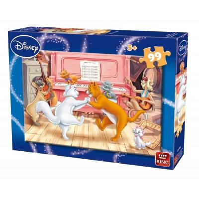 Puzzle  king-Puzzle-05694-A Disney