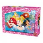 Puzzle  king-Puzzle-05695-A Disney Princess