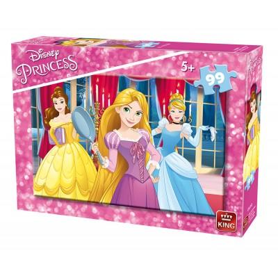 Puzzle  King-Puzzle-05695-B Disney Princess