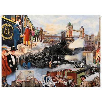 Puzzle King-Puzzle-05773 Orient Express