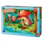 Puzzle  King-Puzzle-05804 Fairies