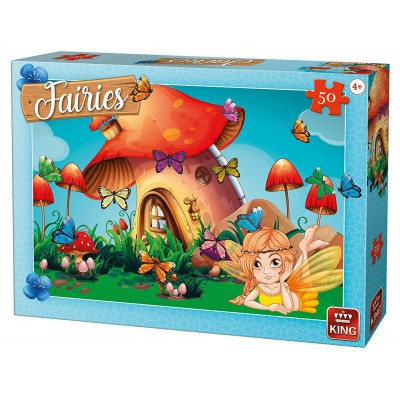 Puzzle King-Puzzle-05805 Fairies