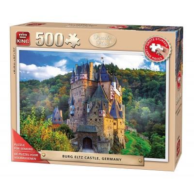 Puzzle King-Puzzle-55844 XXL Teile - Burg Eltz Castle