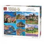 Puzzle  King-Puzzle-55880 Collage - Landscapes