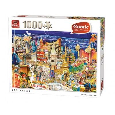 Puzzle  King-Puzzle-85576-D Las Vegas