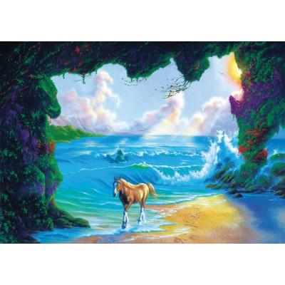 Puzzle  KS-Games-11071 Kelly Fajack: Seven Horses