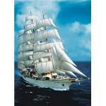 Puzzle  KS-Games-11109 Segelschiff