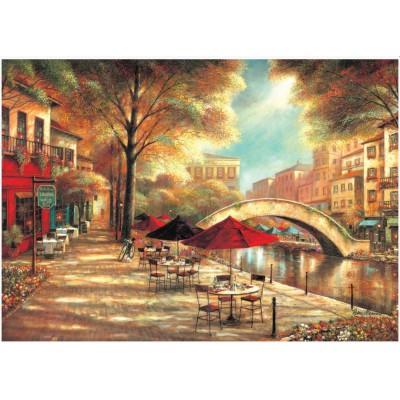 Puzzle  KS-Games-11230 Ruanne Manning: Riverwalk Cafe