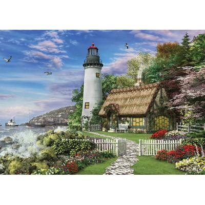 Puzzle  KS-Games-11291 Dominic Davison: Das alte Landhaus am Meer