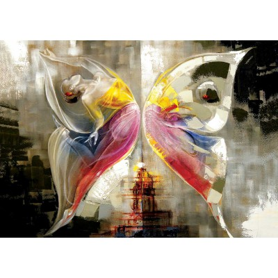 Puzzle  KS-Games-11297 Der Schmetterlingseffekt
