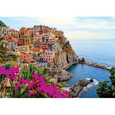 Puzzle  KS-Games-11309 Italien, Cinque Terre: Manarola