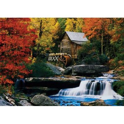 Puzzle KS-Games-11336 Katherine Hurtley - Autumn Chalet