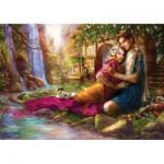 Puzzle  KS-Games-11361 Der geheime Garten