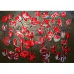 Puzzle  KS-Games-11381 Red Tulips