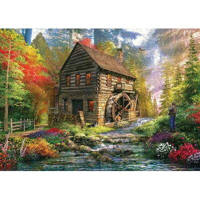 Puzzle  KS-Games-11476 Dominic Davison: Mill Cottage