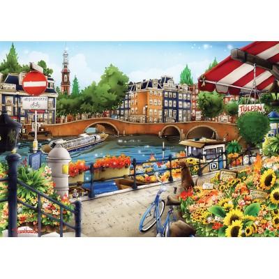 Puzzle  KS-Games-20006 Amsterdam