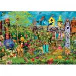 Puzzle  KS-Games-22009 Summer Garden