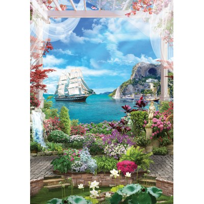Puzzle  KS-Games-24002 Paradise Bay