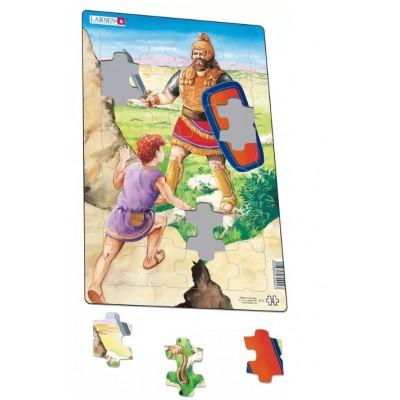 Larsen-G3-02 Rahmenpuzzle - Religiös 2