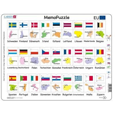 Larsen-GP2-DE Rahmenpuzzle - MemoPuzzle