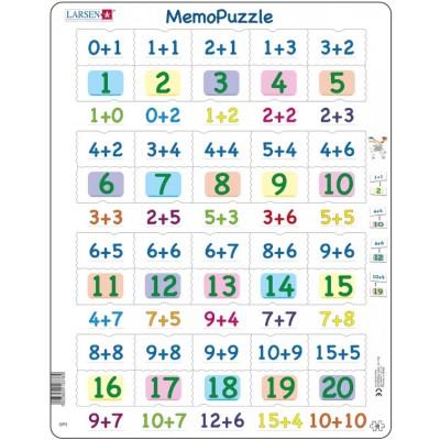 Larsen-GP3 Rahmenpuzzle - MemoPuzzle