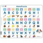 Larsen-GP426-GB Rahmenpuzzle - MemoPuzzle (auf Englisch)
