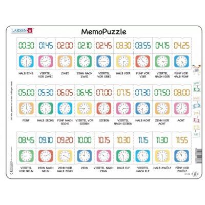 Larsen-GP5-DE Rahmenpuzzle - MemoPuzzle