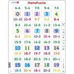 Larsen-GP8 Rahmenpuzzle - MemoPuzzle