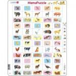 Larsen-GP9 Rahmenpuzzle - MemoPuzzle