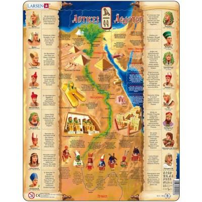 Larsen-HL5-DE Rahmenpuzzle - Antikes Ägypten
