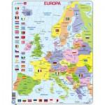 Larsen-K2T-DE Rahmenpuzzle - Europa