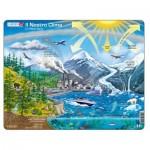 Larsen-NB1-IT Rahmenpuzzle - Il Nostro Clima (auf Italienisch)