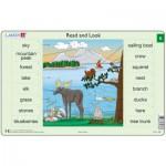 Larsen-RA03-EN-5-6 Rahmenpuzzle - Read and Look 05-06 (auf Englisch)