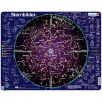 Larsen-SS2-DE Rahmenpuzzle - Sternbilder