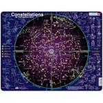 Larsen-SS2-FR Rahmenpuzzle - Sternbilder (auf Französisch)
