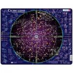 Larsen-SS2-RU Rahmenpuzzle - Sternbilder (auf Russisch)