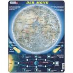 Larsen-SS5-DE Rahmenpuzzle - Der Mond