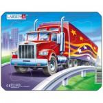 Larsen-Z7-2 Rahmenpuzzle - Truck