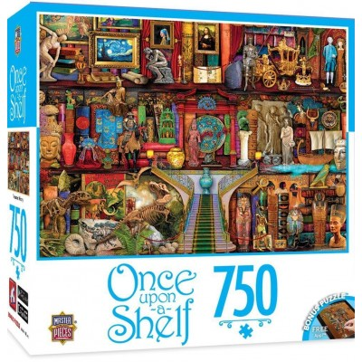 Puzzle  Master-Pieces-31621 Treasured History