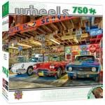 Puzzle  Master-Pieces-31690 Triple Threat