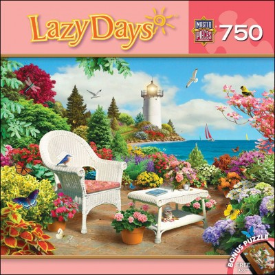 Puzzle  Master-Pieces-31694 Alan Giana - Lazy Days - Memories