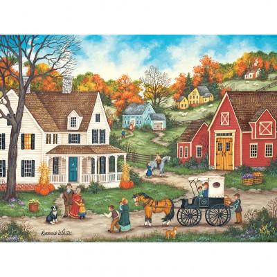 Puzzle Master-Pieces-31729 Dinner at Grandmas