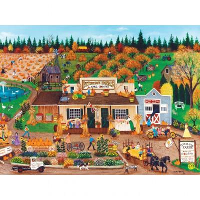 Puzzle Master-Pieces-31802 Peterson Farms