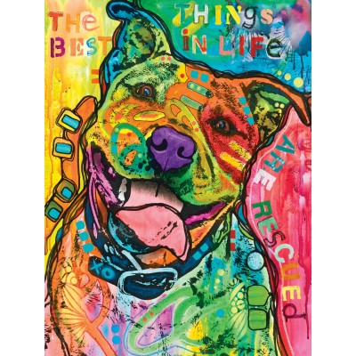 Puzzle  Master-Pieces-31915 XXL Teile - Dean Russo - The Best Things in Life