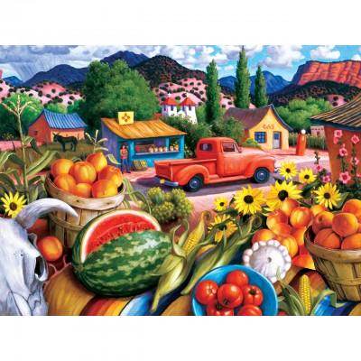 Puzzle  Master-Pieces-31959 Summer Fresh