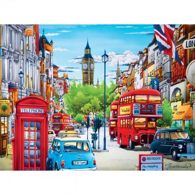 Puzzle  Master-Pieces-31973 London