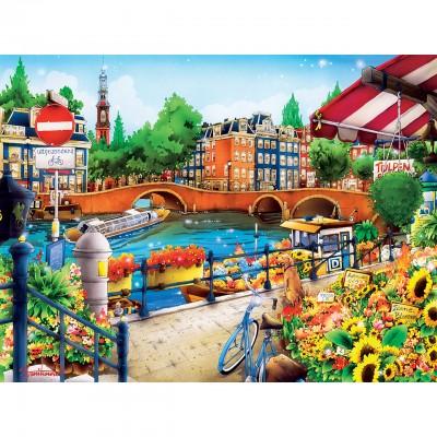 Puzzle  Master-Pieces-31974 Amsterdam