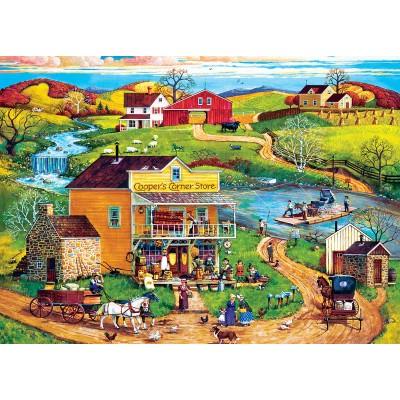 Puzzle Master-Pieces-32006 XXL Teile - Cooper's Corner